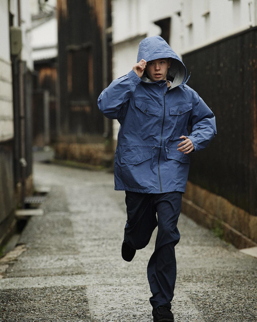 Nanamica Nanamica Boy In Daikanyama Vol 12 Rainy Day Gore Tex