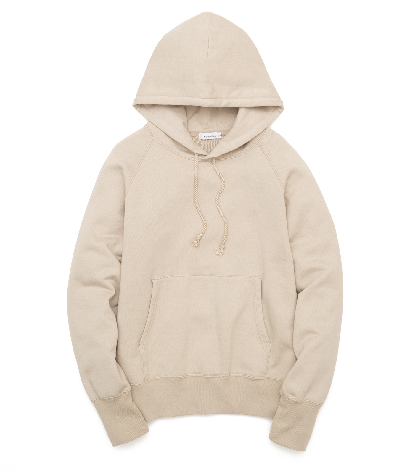 Hooded Pullover Sweat