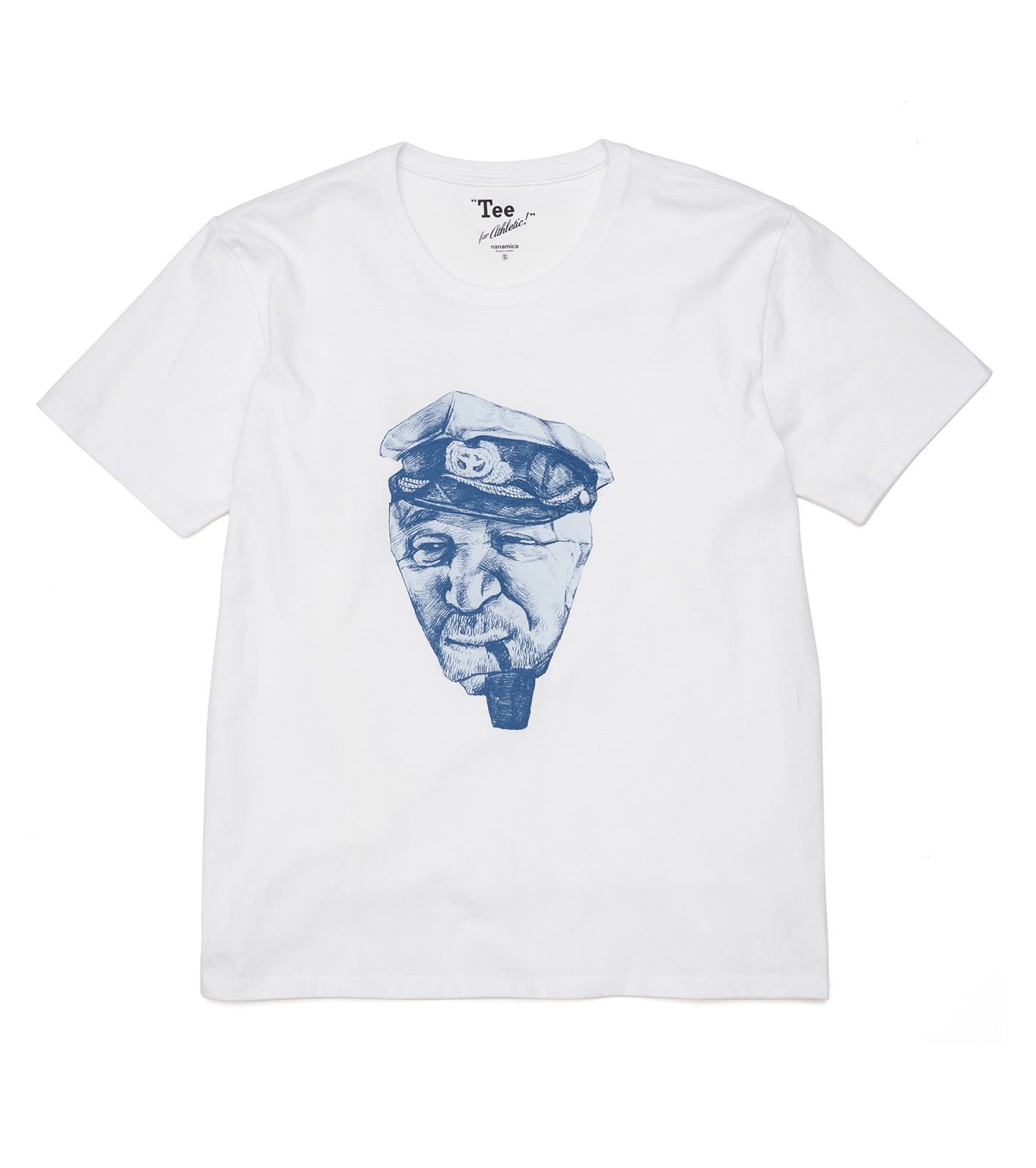 nanamican Graphic H/S Tee