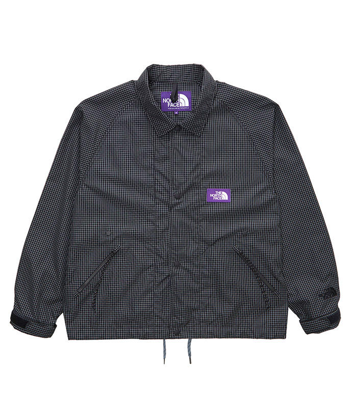 Color Ripstop Mountain Wind Jacket