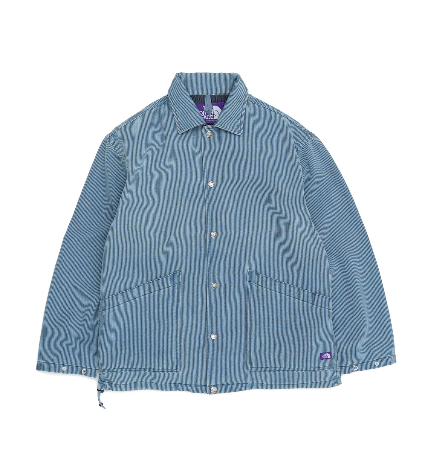 Pique Denim Field Jacket