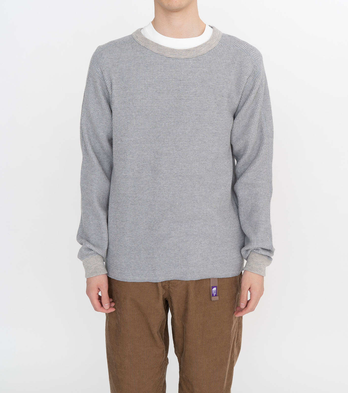 Crew Neck Thermal Shirt